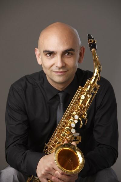 Mariano Garcia Saxofon